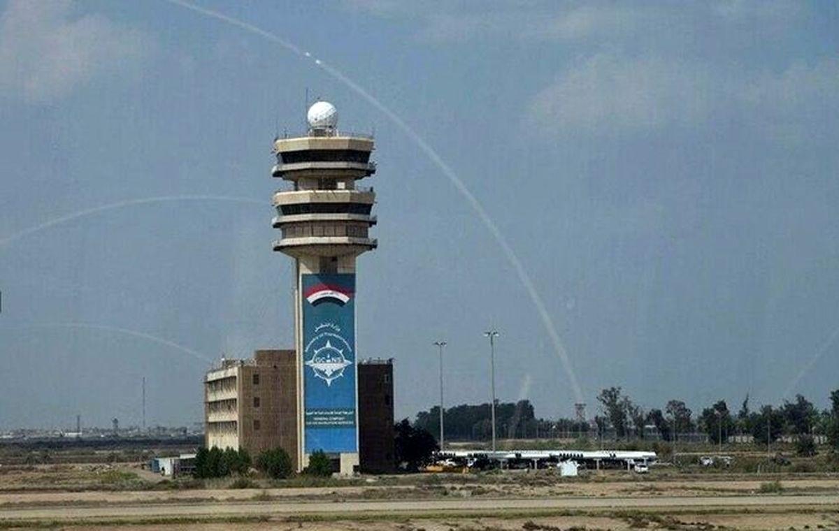خبرفوری/حمله راکتی به فرودگاه بغداد+جزئیات بشتر